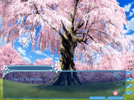 Everlasting Cherry Blossom Tree