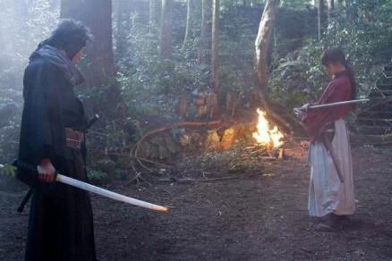 Kenshin vs Jine