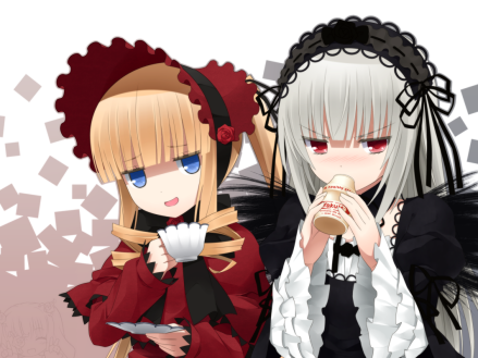 Suigintou... moe over 9000 -- The Best Girl <3