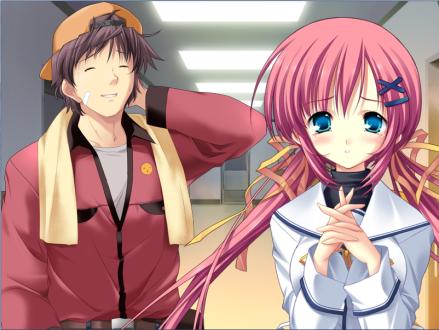Nanaka y Shin