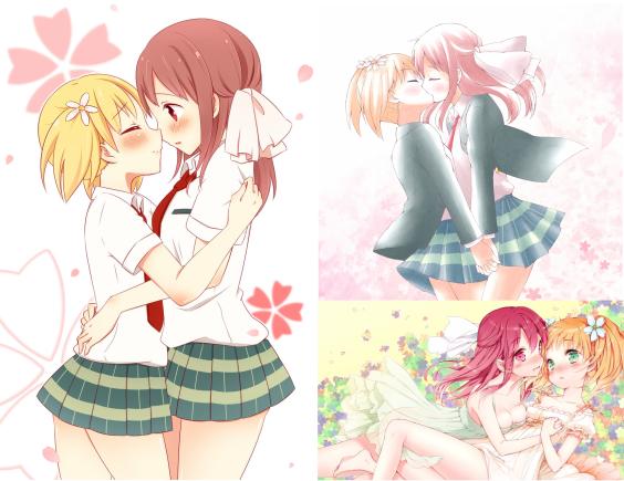 Sakura Trick YURI