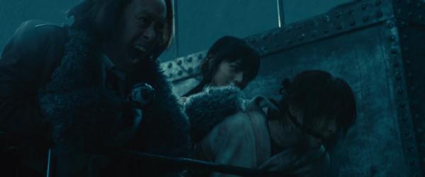 Kaoru kidnap