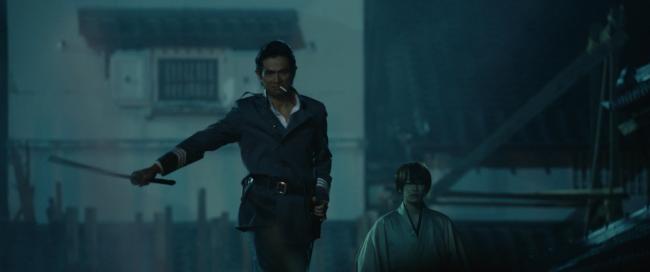 Saito y Kenshin